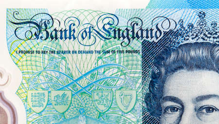 Five Pound Note - Paper Currency