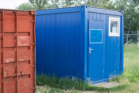 container of exterior contractors in the industry