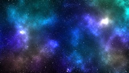 galaxy space milky way nebula background