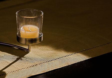 votive candle: votive candle