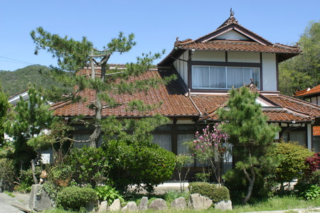 dwelling: Japanese dwelling