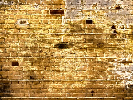 brick wall for backgrounds Stock Photo - 7655801