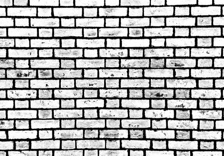 plan brick wall for backgrounds Stock Photo - 7655690
