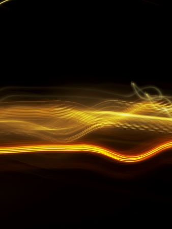 abstract light patterns and shapes for design background ideas photo