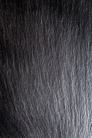 pattern rock: black slate back ground image Stock Photo