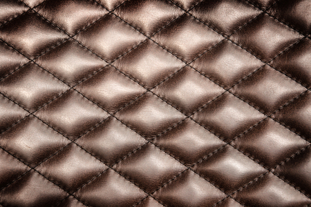 black leather texture: background image filling the frame with  a leather texture pattern