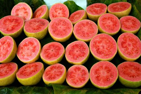 Exotic Tropical Fruit - Chinese Guava Fruit