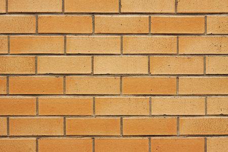 Closeup image of an orange brickwall Stock Photo - 7196020