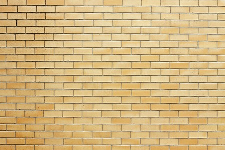 A background image of an orage brickwall Stock Photo - 7462288