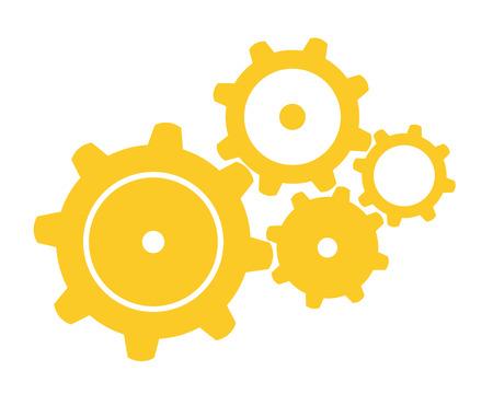 Four Gears Illustration