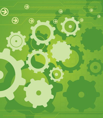cogs: Hightech Contesto industriale