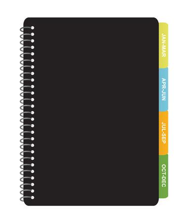 Quarterly Planner