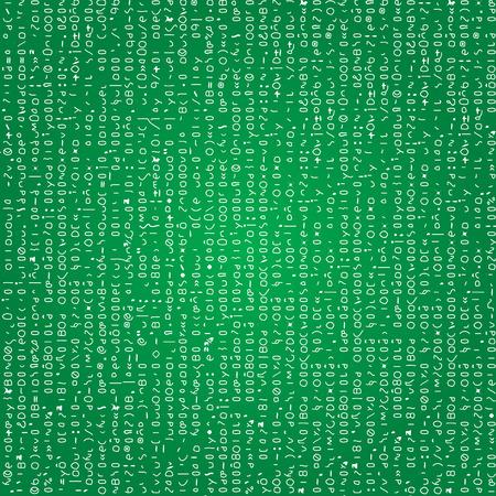hieroglieven: Naadloze achtergrond-codes