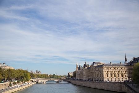 Notre Dame Paris France Stock Photo