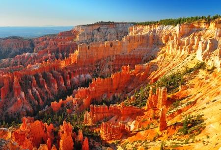 Bryce Canyon panorama Banco de Imagens