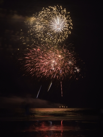 Fireworks Atlantic City