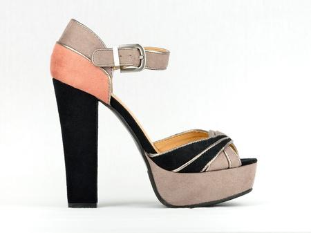 Elegant High Heel Platform sandal