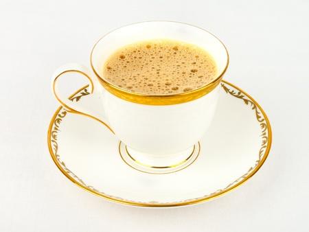 一杯のコーヒー カフェ ・ ラテ