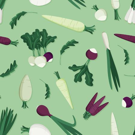 Diverse groenten