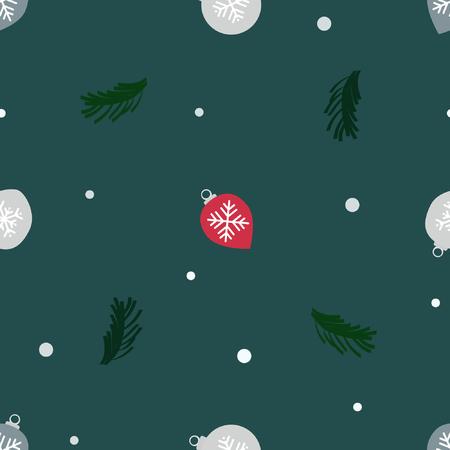 Christmas theme vector background
