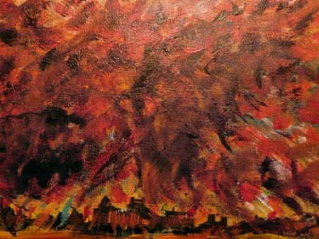 provoked: Pitta Provocation: City on Fire