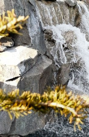 cascading: Cascading Water