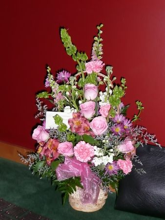 bereavement: Funeral Floral Arrangement
