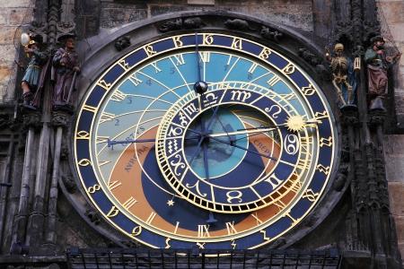 Prague Astronomical Clock, Czech Republic photo