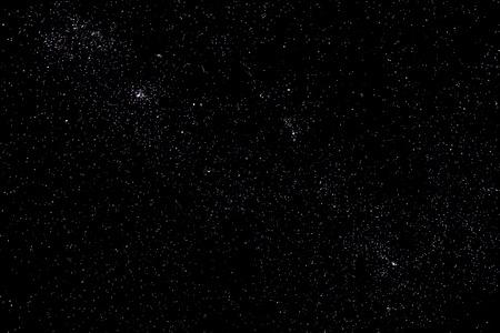 Estrellas y cielo espacio galaxia noche estrellada de fondo Foto de archivo