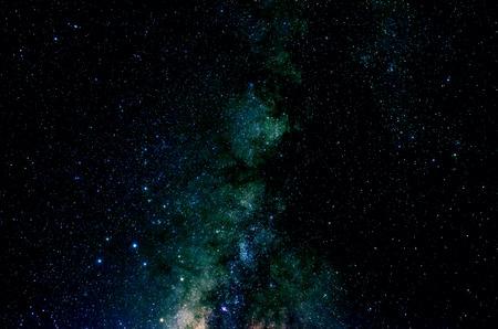 cielos abiertos: Estrellas y el cielo el espacio del universo fondo de la noche exterior galaxia Foto de archivo