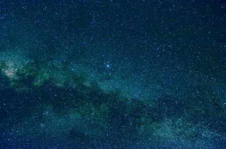 Estrellas y el cielo el espacio del universo fondo de la noche exterior galaxia