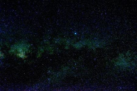 Stars and galaxy outer space sky night universe background Reklamní fotografie