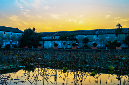 tourist attractions: Ancient building of Guangdong tourist attractions