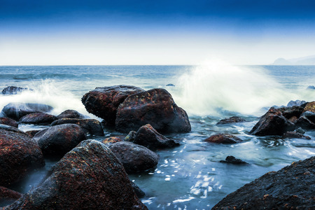 hailing: Hailing island beach scenery
