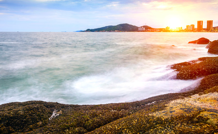 natural scenery: Beach natural scenery