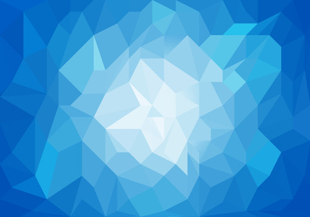 blue background texture: Blue light abstract geometric background texture.
