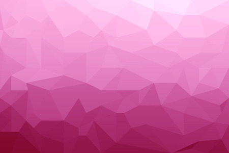 Pink light abstract geometric background texture.