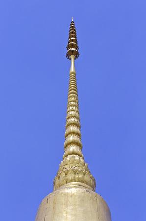 pinnacle: Pinnacle chedi blue background.