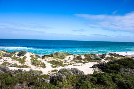 Daylight scenery in North Beach in Perth, Western Australia