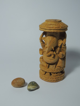 clearer: The project managers God - Ganesha - clearer of obstacles