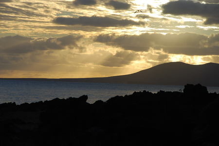 lanzarote: Sunset in Lanzarote