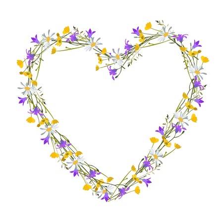 buttercup  decorative: Flowers  wild at heart, isolated