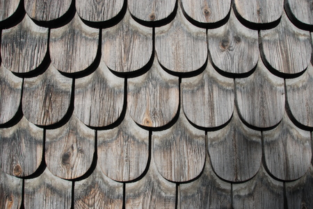 shingle: Traditional wood shingle background