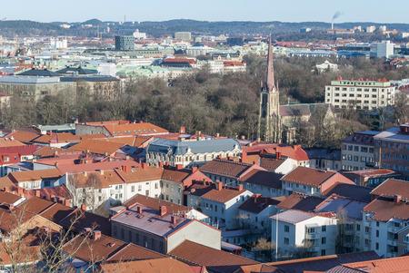 ヨーテボリの冬には、芳賀地区旅行スウェーデン