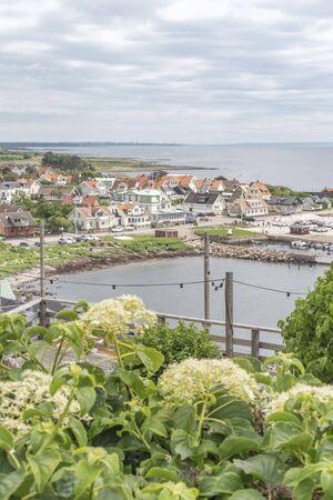 Village Molle in Sweden 写真素材