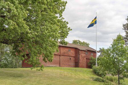 Tourist attraction Ornasstugan in Sweden