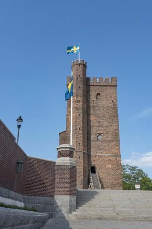 Karnan tower in Helsingborg in Sweden 報道画像