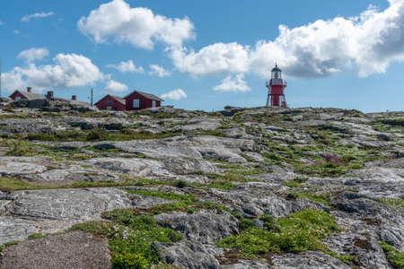 Landscape at Maseskar island in Sweden