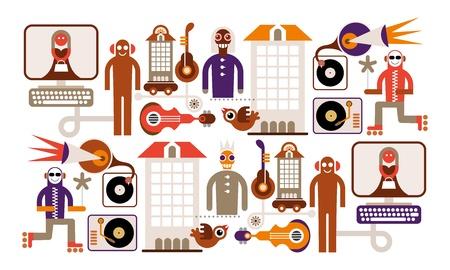 computer clubs: Music City