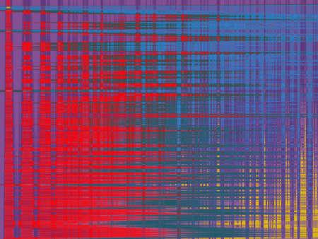 Creative bright abstract background, trendy geometric rainbow pattern, tie dye design